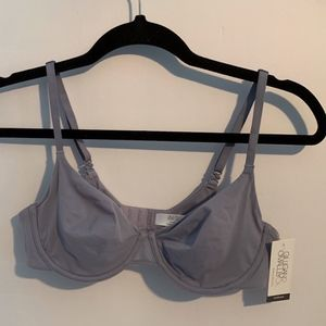 NWT Women's Gillian & O'Malley everyday gray bra
